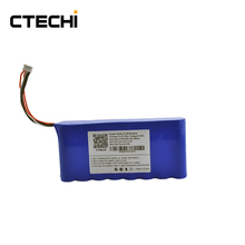 Rechargeable 18650 14.4v 6700mAh lithium battery pack