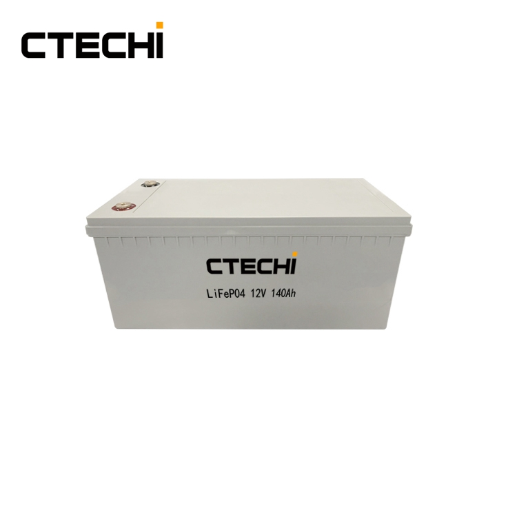 140Ah Energy Storage LiFePO4 Battery Pack