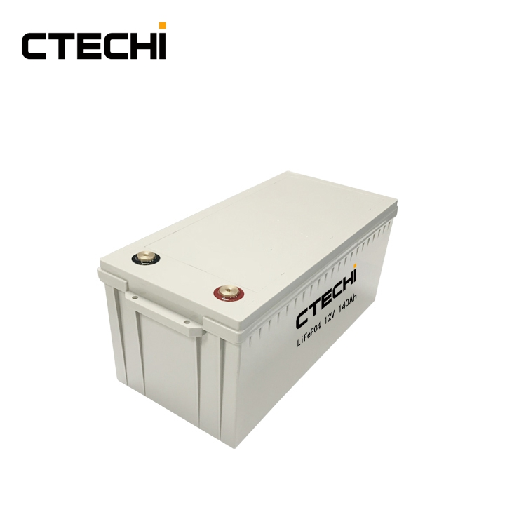 12V 140Ah LiFePO4 Battery Pack