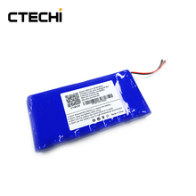 Rechargeable 18650 14.8v 5200mAh lithium battery pack