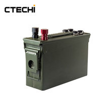 12V 54Ah Lifepo4 Battery Pack for Military