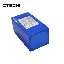 50.4V 6.9Ah Li-ion Battery Pack use for Solar CCTV