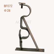 BF072,Iron curtain rod bracket