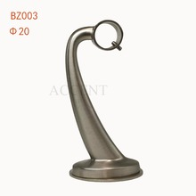 BZ003,zinc alloy curtain rod bracket