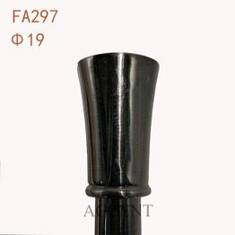 FA297,aluminum alloy curtain rod finial