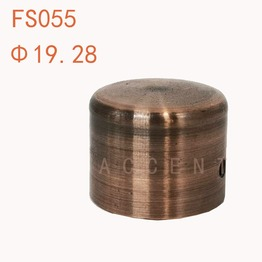FS055,Iron curtain rod finial