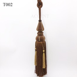 T002,curtain tassel