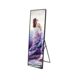 Most popular led poster P2.5 3 for advertising