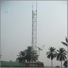 18m low cost RDS tower in Congo DRC