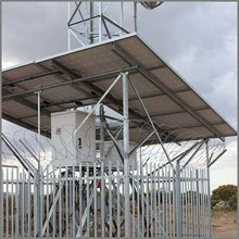 Low Cost Rapid Deployment Site Tower