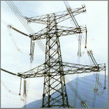 500KV Steel Lattice Tower Angular Tower