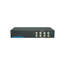 4CH HD Video Power Over Coax Transceiver For HD CVI TVI AHD