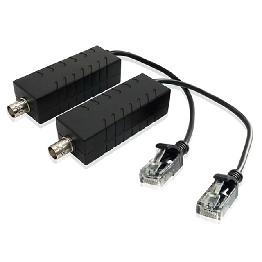 Passive IP Extender Ethernet Over Coax EOC Transceiver
