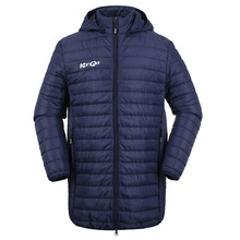 men's long winter jacket