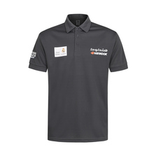 mesh quick dry polo shirt