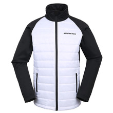 polyester padded jacket