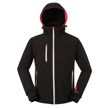 3 Layers Soft Shell Jacket