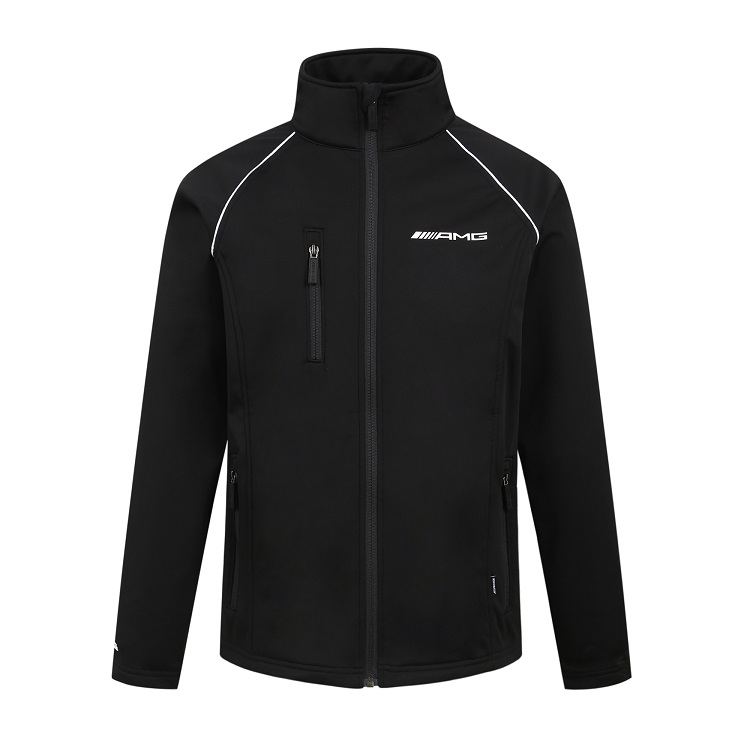 3 layers windproof jacket