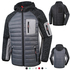 New Design High Quality Outdoor Winter quilted padded jacket