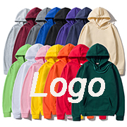 Wholesale Plain Custom Cotton HoodieSweatshirts Blank Hoodie
