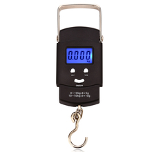 Electronic Weighing with LCD Backlight Luggage Fishing Fish Scale