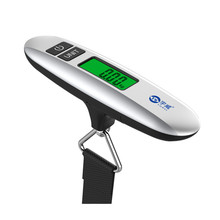 2019 New Design 50kg Best Digital Travel Hanging Suitcase Luggage Scale