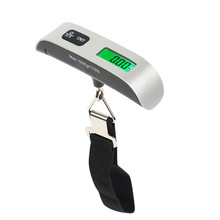 2019 Trending Product 110LB Electronic Hanging Suitcase Luggage Scale