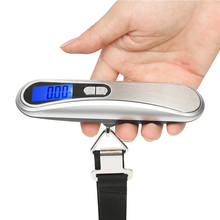 Portable Suitcase Weight Handheld Digital Luggage Scale