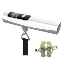 Hand Shaking Battery Free Luggage Weighing Scale