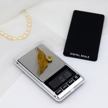 High Presion 500G 0.1G Digital Diamond Pocket Weighing Scale