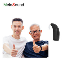 2019 New Design Digital Rechargeable OTC PSAP Hearing Aid
