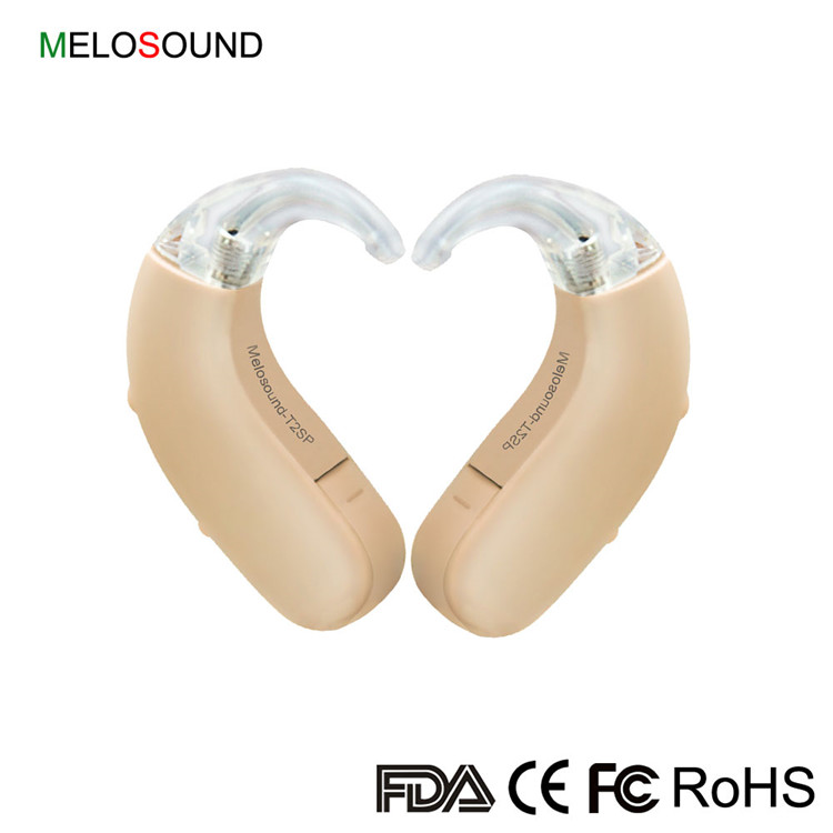 Manufacture And Export High Power Tena BTE Hearing Sound Amplifier