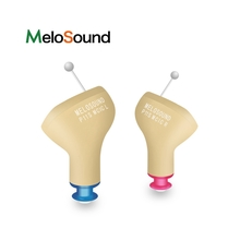 Classical Design ear wear Peri CIC Personal Sound Amplifier for hearing loss people