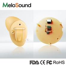 Custom Built ITE, ITC, CIC Hearing Aid And Ear Protection Device Faceplate
