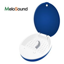 Custom Made Smart Dry Case With UV Clean And Dry Features For Resound, Siemens, Phonak, Widex Hearing Aids