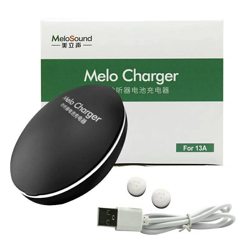 Custom Made Ni-MH Battery Charger For TENA BTE Hearing Aid