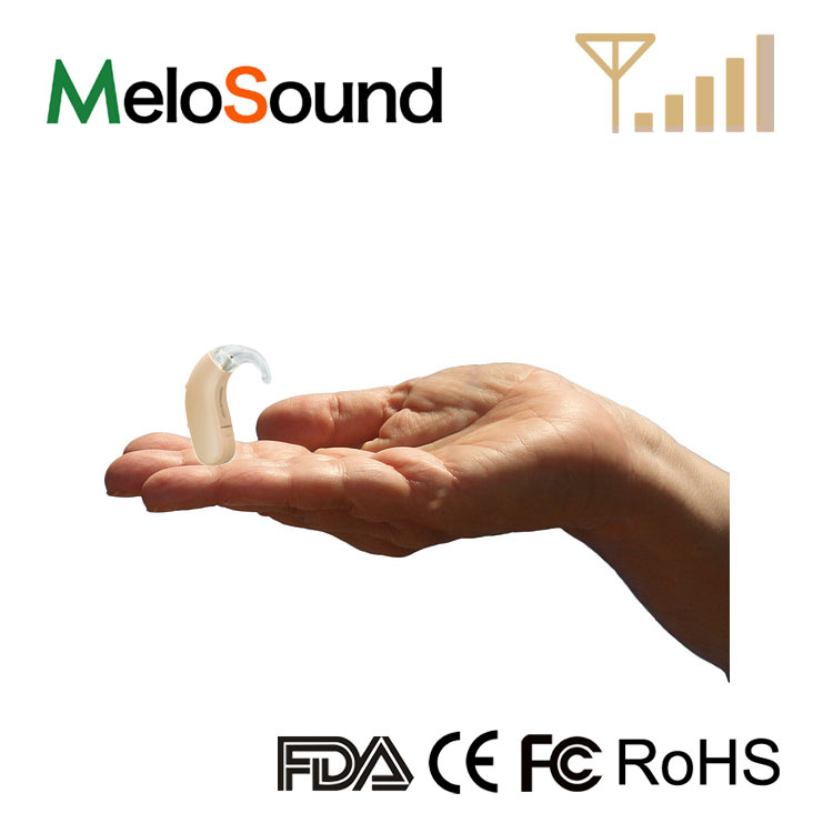 Personal Use Ear Wearing Long Running Tena BTE Hearing Aids