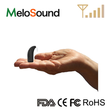 Swan BTE Hearing Aid Sound Amplifier For Medical Device OTC PSAP Market