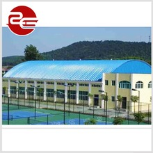 New construction building material hot sale prepainted factory roofing raw materials corrugated steel sheets