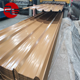 China best quality steel plates yellow white red steel roofing prepainted galvanized steel price