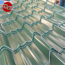 Prime quality building roofing system materials prepainted galvanized corrugated roofing steel sheet