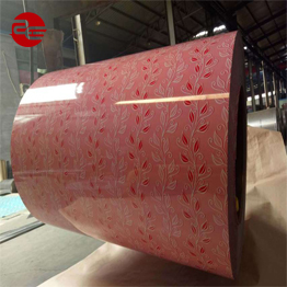 Hot sale factory latest design direct PPGI flower doors prepainted galvanized steel coil in china with cheapest price