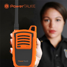 The first automatic frequency modulation digital radio power talkie