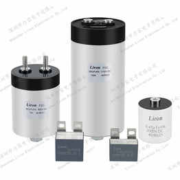 Liron FSN  series snubber plastic shell film capacitor from chinese capacitor factory