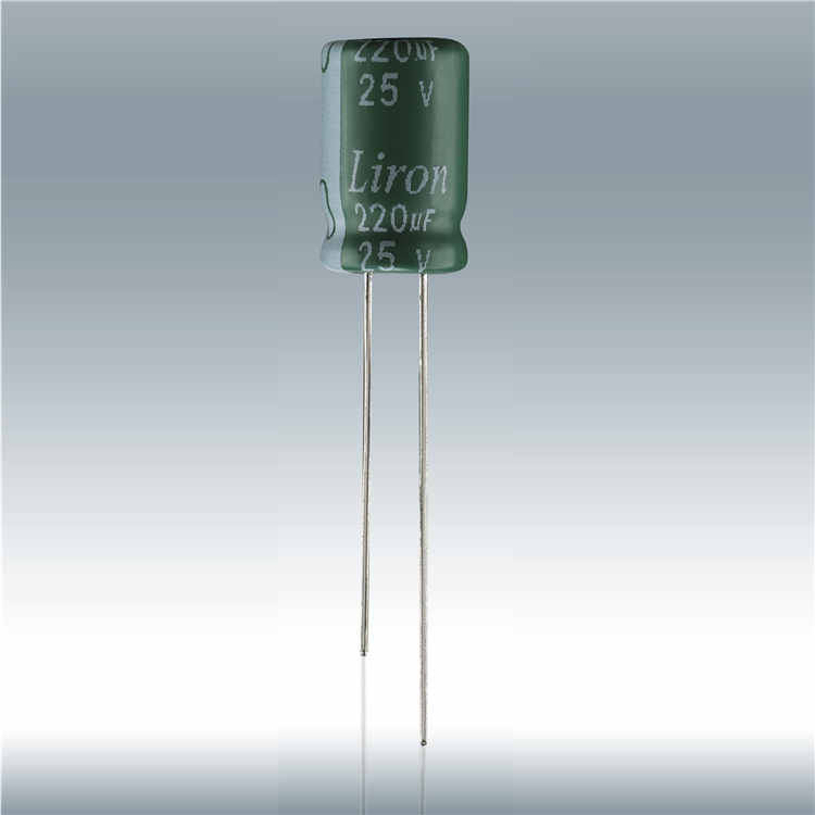 Long Life Radial Capacitor