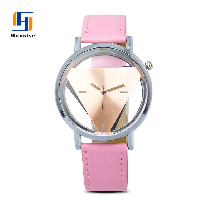 Fashion Triangle Dial Design Factory Direct Fashion Watch