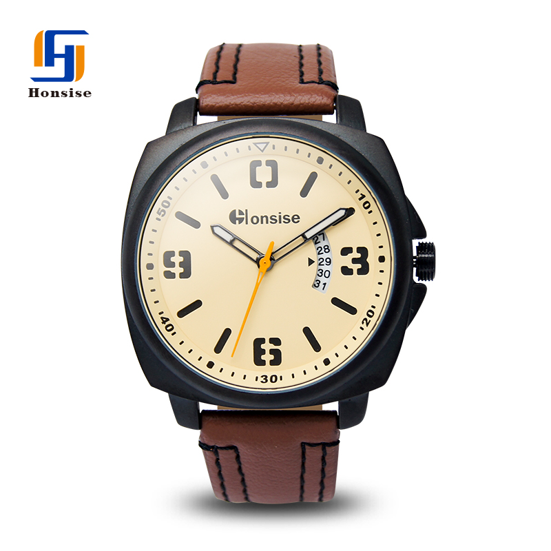 High Quality Customization Watch Sports Waterproof Sport Mens Square Watches