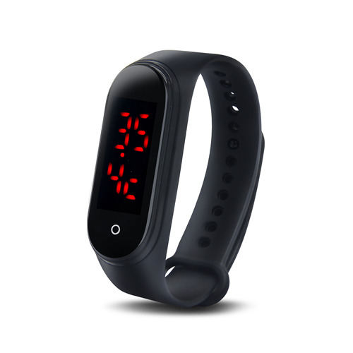 Sport Custom Touch Screen Private Label Health Smart Bracelet Watch