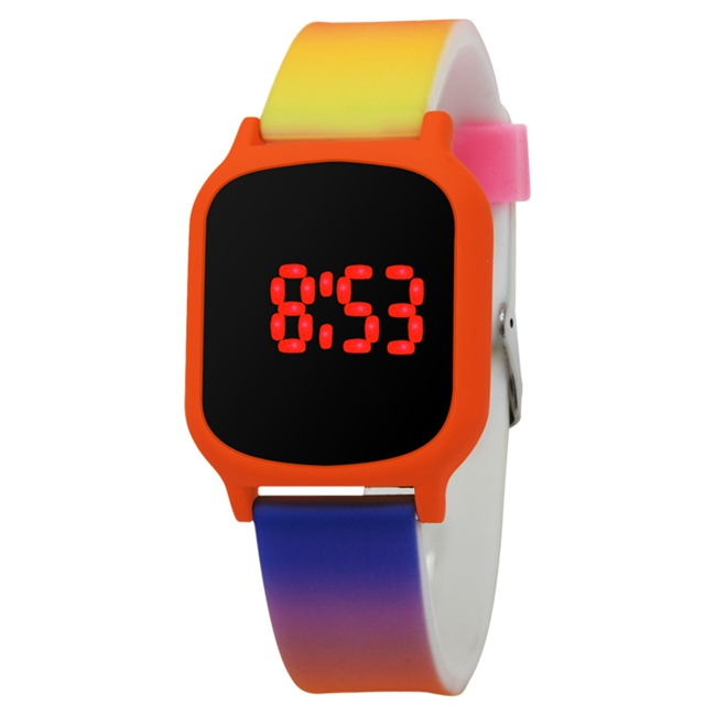 Touch Analog Digital Wrist Watch Led Watch