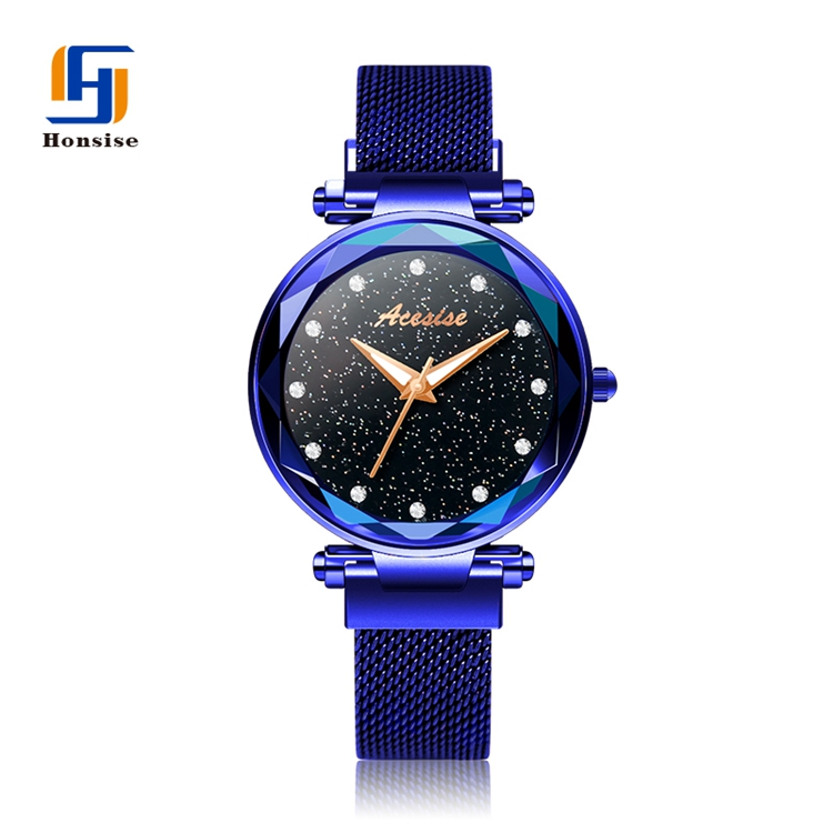 Wristwatches Watch Stainless Steel Quartz Luxury Strap Women Case Japan Fashion Business Custom